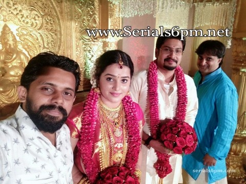 Samskruthy Shenoy Marriage Gallery